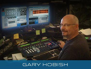 Gary Hobish of A. Hammer Mastering and Digital Media